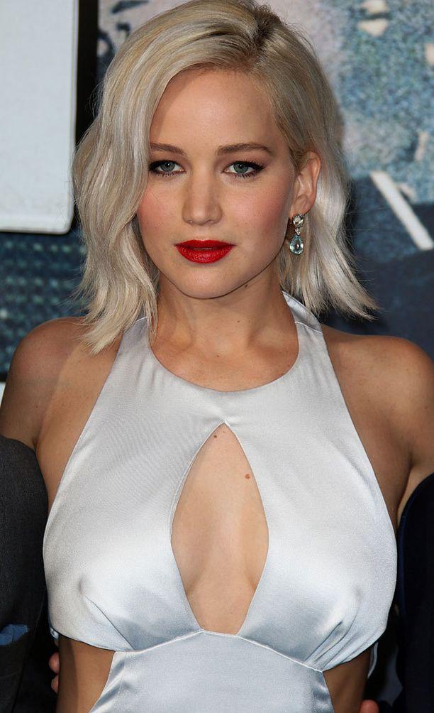 Jennifer Lawrence on parhaiten palkattu naisnäyttelijä jo toista vuotta peräkkäin.