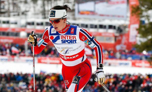 Marit Bjørgenin tähtäimessä ovat Lahden 2017 MM-kisat.