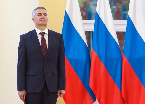 Artur Parfentshikov nimettiin Karjalan tasavallan johtajaksi.