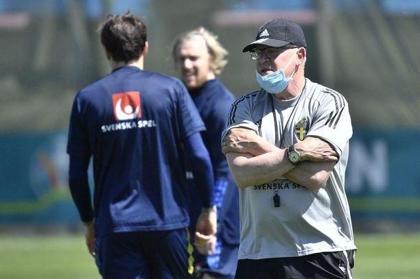 Ruotsin joukkue on kärsinyt pahoja takaiskuja EM-lopputurnauksen kynnyksellä.