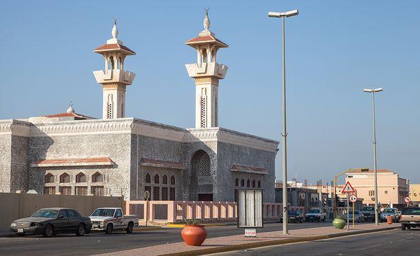 Sisäkkö on työskennellyt Saudi-Arabiassa muutaman vuoden ajan. Kuvituskuva Saudi-Arabiasta.