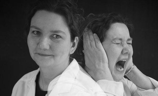 Anumari Karlsson halusi Facebook-tekstillään herättää keskustelua myös lääkäreitä vaivaavasta työuupumuksesta.