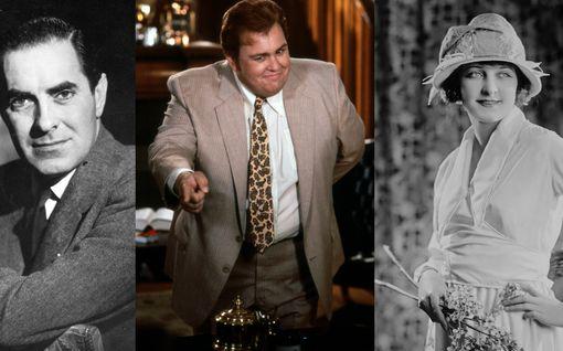 Tiesitkö? Nämä näyttelijät saivat surmansa kesken elokuvakuvausten - tulipalo kuvauspaikalla, luoti vatsaan, putoaminen hevosen selästä...