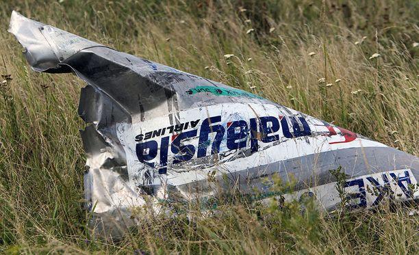 Heinäkuussa 2014 Malaysia Airlinesin lento ammuttiin alas.