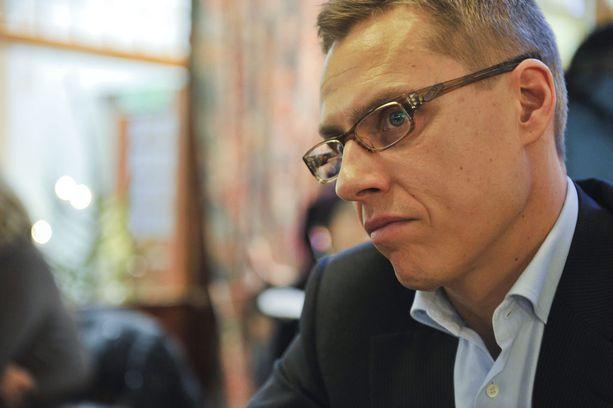 Suomen entinen pääministeri ja valtiovarainministeri Alexander Stubb koki pestinsä hyvin rankkana vaikeina aikoina.