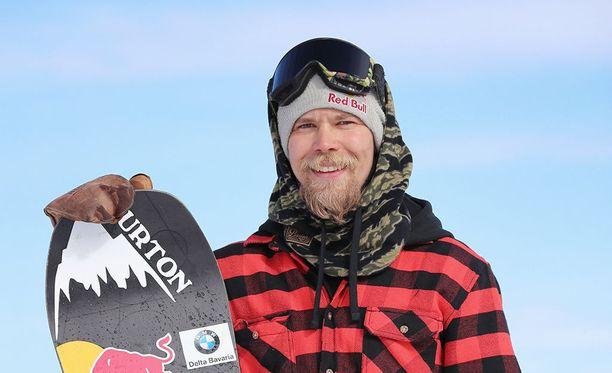 Roope Tonterila ovat edessä toiset talviolympialaiset.