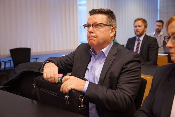 Käräjäoikeudessa tiiviisti istunut Jari Aarnio ei aio osallistua hovioikeuden valmisteluistuntoon.
