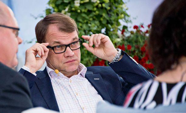Myös Sipilän mielestä liittoutumattomuus takaa rauhaa Itämerellä.