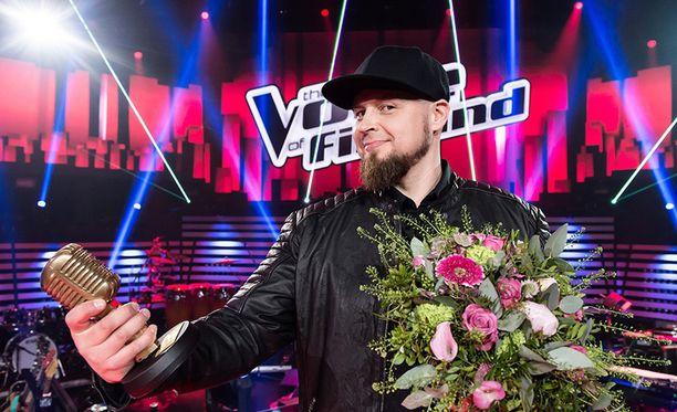 Jerkka Virtanen on uusi TVOF-voittaja.