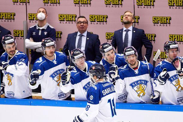 Leijonat pelasi viime viikonloppuna Malmön EHT-turnauksessa.