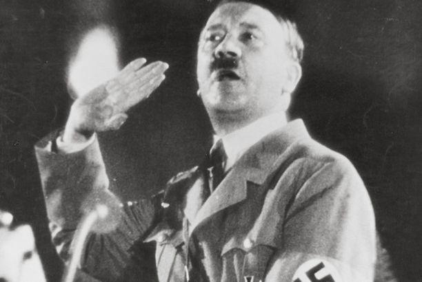 Adolf Hitler syntyi Itävallassa.