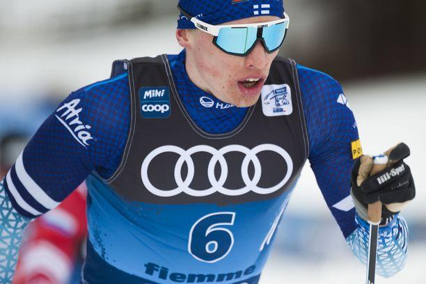 Iivo Niskasen eväät oli syöty Tourin viidennellä etapilla.