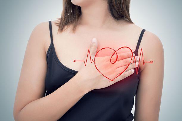 Lieväkin ylipaino voi altistaa sydänsairauksille myöhemmin elämässä.