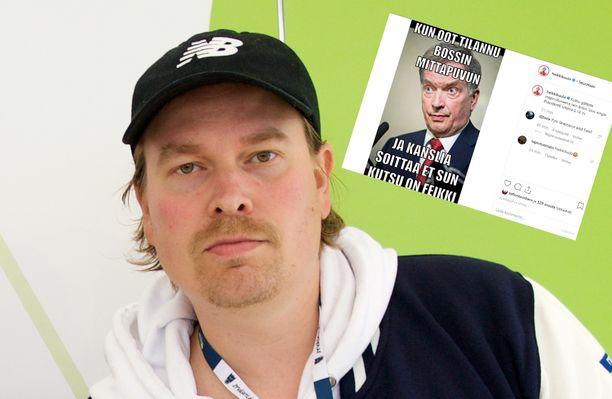 Heikki Kuula kertoo nyt uuden biisin julkaisusta.