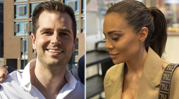 Niko Ranta-ahon ja Sofia Belórfin suhde oli lyhyt, mutta myrskyisä.