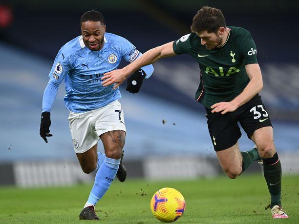 City ja Tottenham taistelevat Englannin liigacupin voitosta 24.4.