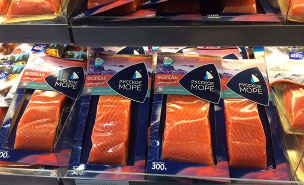 Elokuussa 2014 Venäjä määräsi vastapakotteet, joilla rajoitettiin pakotteita asettaneiden länsimaiden lähes kaikkea elintarvikevientiä Venäjälle.