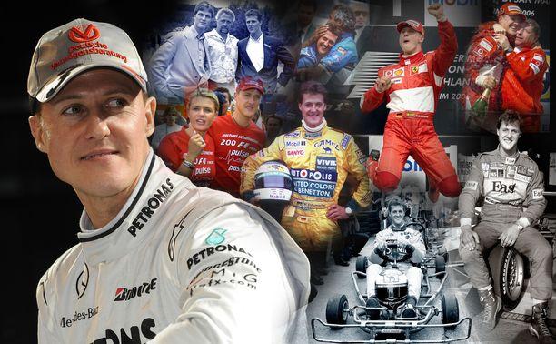 Michael Schumacherin traagisesta lasketteluonnettomuudesta on kulunut jo viisi vuotta.
