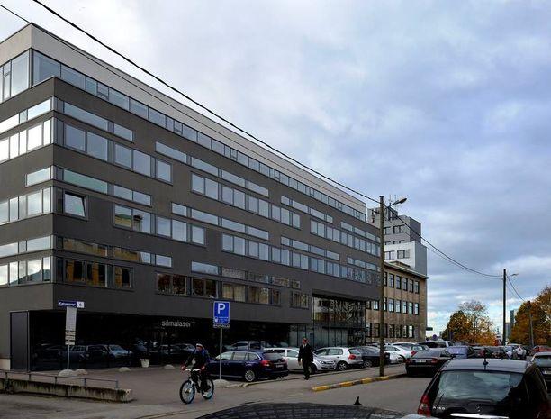 Virolaisfirma ei ole huolehtinut Skinnarvikissä sijaitsevien tonttien lakisääteisistä maksuista.