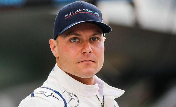 Valtteri Bottas on kärkiehdokas Nico Rosbergin korvaajaksi.
