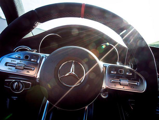 Mercedes-Benzin C-sarja uudistui tänä vuonna. Muutaman vuoden päästä näitäkin etsitään käytettyinä.