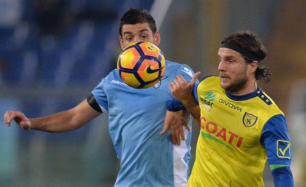 Perparim Hetemaj'n esitys Laziota vastaan tammikuun lopussa tuskin laimensi Roman mielenkiintoa.
