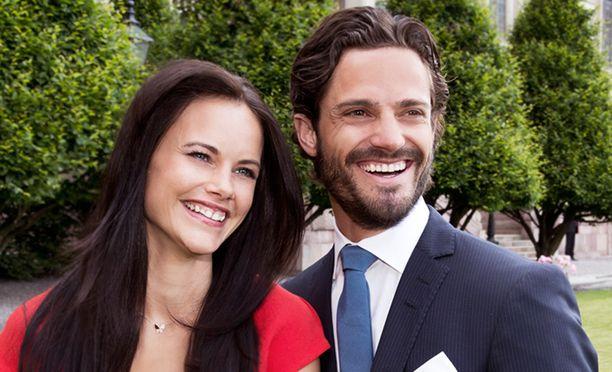 Sofia ja Carl Philip vihitään kesällä.