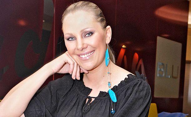 Jonna Ziprus (ent. Kauppila) voitti suomen kauneimman tittelin vuonna 1998.
