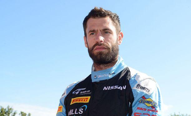 Kelvin Fletcher ajaa nykyään GT4-luokassa.