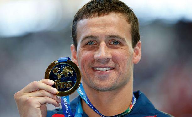 Kasvaako Ryan Lochten olympia- ja MM-mitalien määrä Riossa?