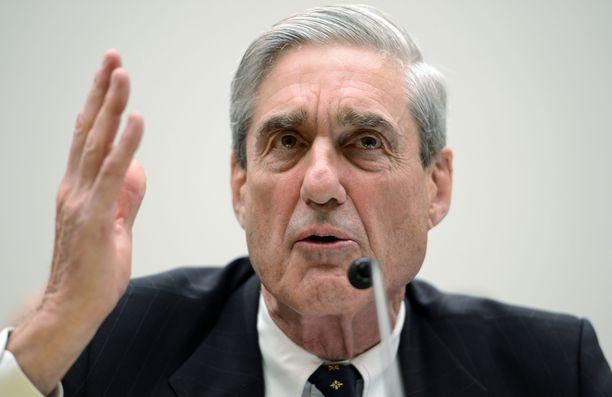 Erikoistutkija Robert Mueller.