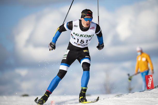 Iivo Niskanen oli paras 20 kilometrin vapaan kilpailussa.