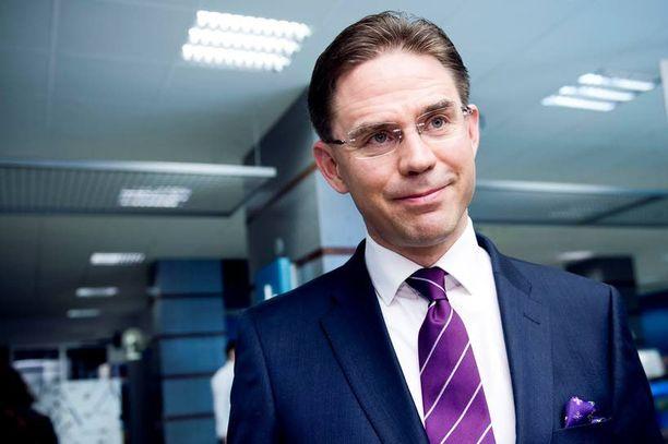 Ex-pääministeri Jyrki Katainen (kok) ei halunnut kommentoida niinistön kommentteja Iltalehdelle.