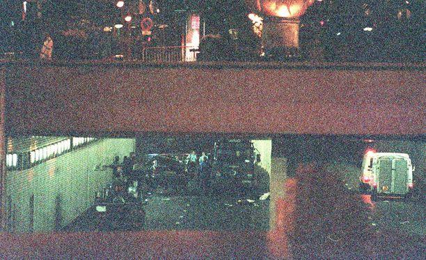 Diana kuoli autokolarissa Pariisissa 31. elokuuta vuonna 1997.
