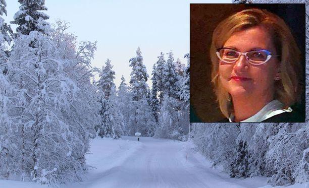 Tanja Ahven-Posio katosi 12. tammikuuta.