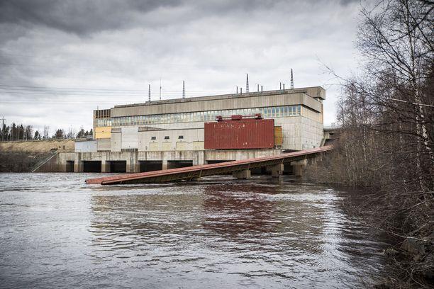 Valtio omistaa suurimman osan voimayhtiöstä, joka on padonnut Kemijoen.