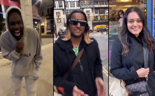 Videosta tuli hitti: Brittimies kysyi, mitä merkkivaatteiden käyttäjät tekevät työkseen