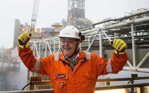 Norjassa ei tunneta kestävyysvajetta - öljyrahaston arvo rikkoi 1 000 miljardin euron rajan