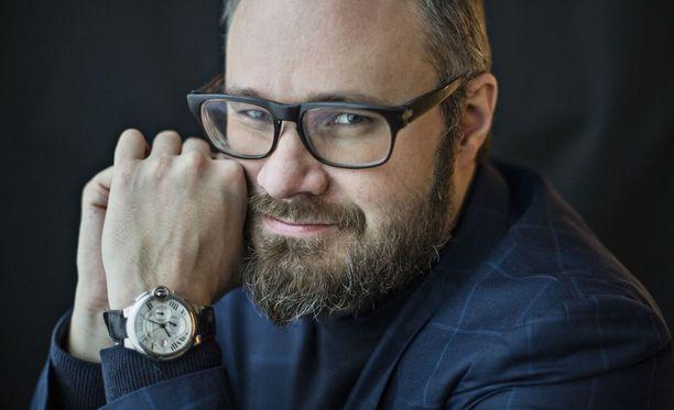 Tuomas Enbuske on Iltalehden tietojen mukaan Harkimon hankkeessa.