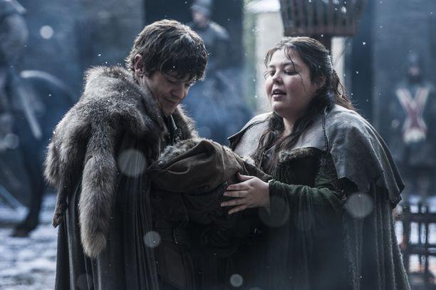 Walda Boltonin ei olisi todellakaan pitänyt antaa lastaan Ramsay Boltonin syliin.