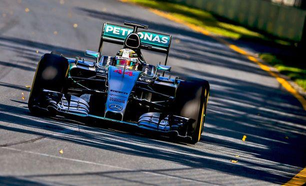 Mercedesin kotimaassa ei ajeta tänä vuonna formula ykkösiä.