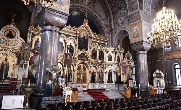 Onko Uspenskin katedraalista tullut ortodoksipappien keskinäinen vallanväline?