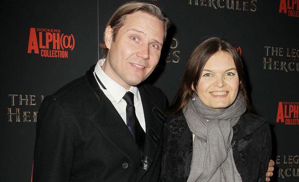 Tuomas Kantelisen ja Roosa Toivosen 20 vuoden pituinen liitto on päättymässä.