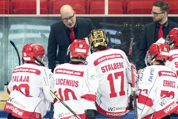 Risto Dufvan luotsaama Sport. hankki puolustajan Winnipegistä.