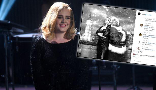 Adele on viime kuukausina herättänyt huomiota muuttuneella ulkonäöllään.