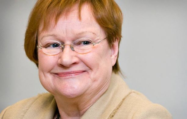 Presidentti Tarja Halonen on käyttänyt nimitysvaltaansa.