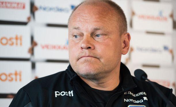 Mixu Paatelainen tietää, että Unkari on pakko voittaa.