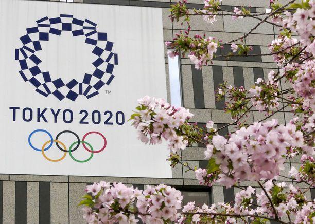 Maratonia ja kävelyä ei nähdä olympialaisissa Tokion kaduilla.