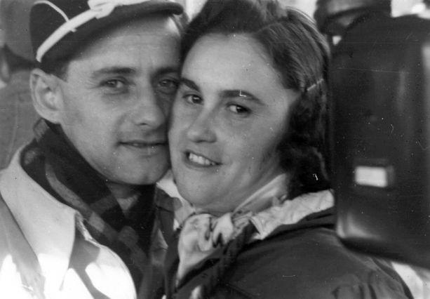 Lale ja Gita pakenivat Tšekkosloviasta ensin Itävaltaan.