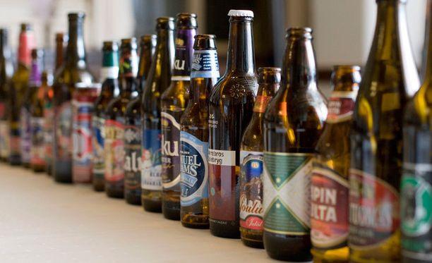 Valviran mielestä alkoholijuomissa pitäisi olla varoitustekstit.
